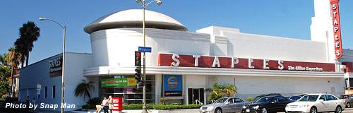 米事務用品販売チェーン「ステープルズ」が225店舗を閉鎖へ