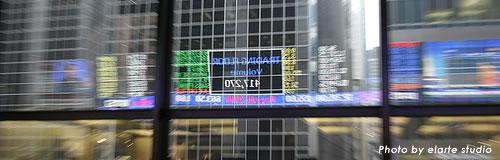 日経株価はバブル後最安値を更新し7155円、下げ止まらず