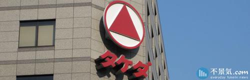 武田薬品の20年3月期は3830億円の赤字へ、シャイアー買収で