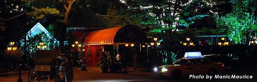 セントラルパークのレストラン「タバーン・オン・ザ・グリーン」が倒産