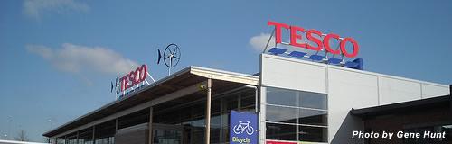 英スーパー大手のテスコが日本撤退、「つるかめランド」展開
