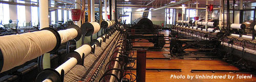 山口の織物卸「義済堂」が破産申請、旧・岩国藩主創業