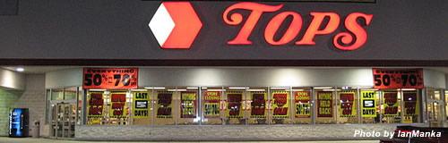 米NYスーパー「Tops Markets」が破産法申請、負債773億円