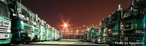 茨城・鹿島の「住吉屋運送」に破産開始決定