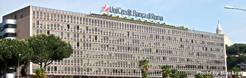 イタリアの銀行大手「ウニクレディト」が5200名の人員削減へ