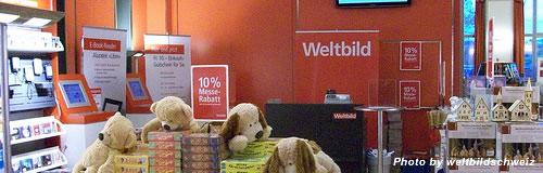 独出版・書店大手の「Weltbild」が破産手続を申請