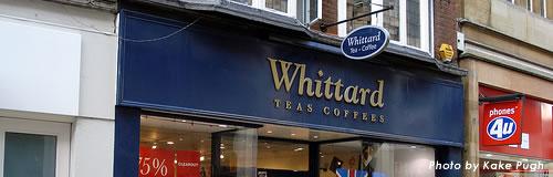 英老舗高級紅茶販売の「ウィタード」が経営破綻