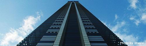 「大阪ワールドトレードセンター」が会社更生法を申請